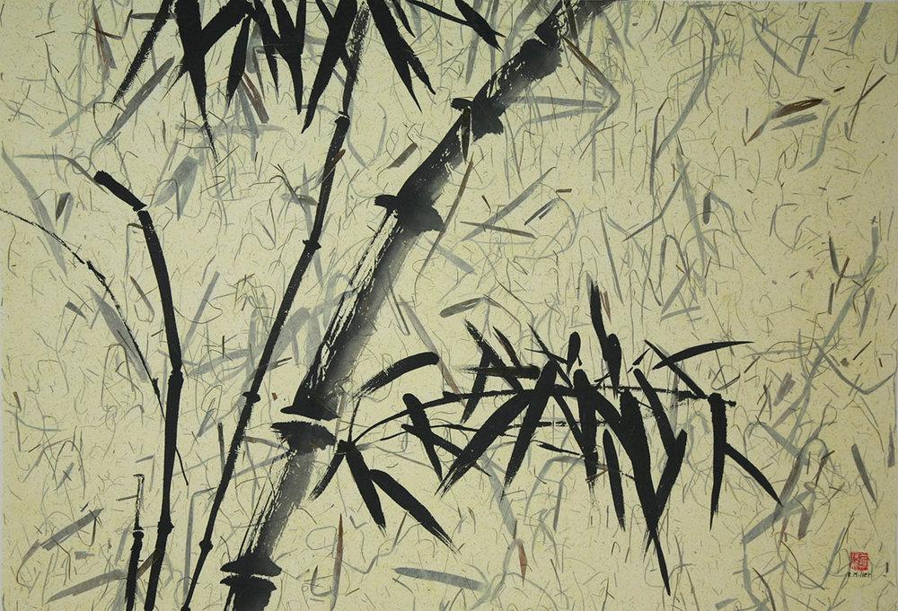 Bamboo on Bamboo 2