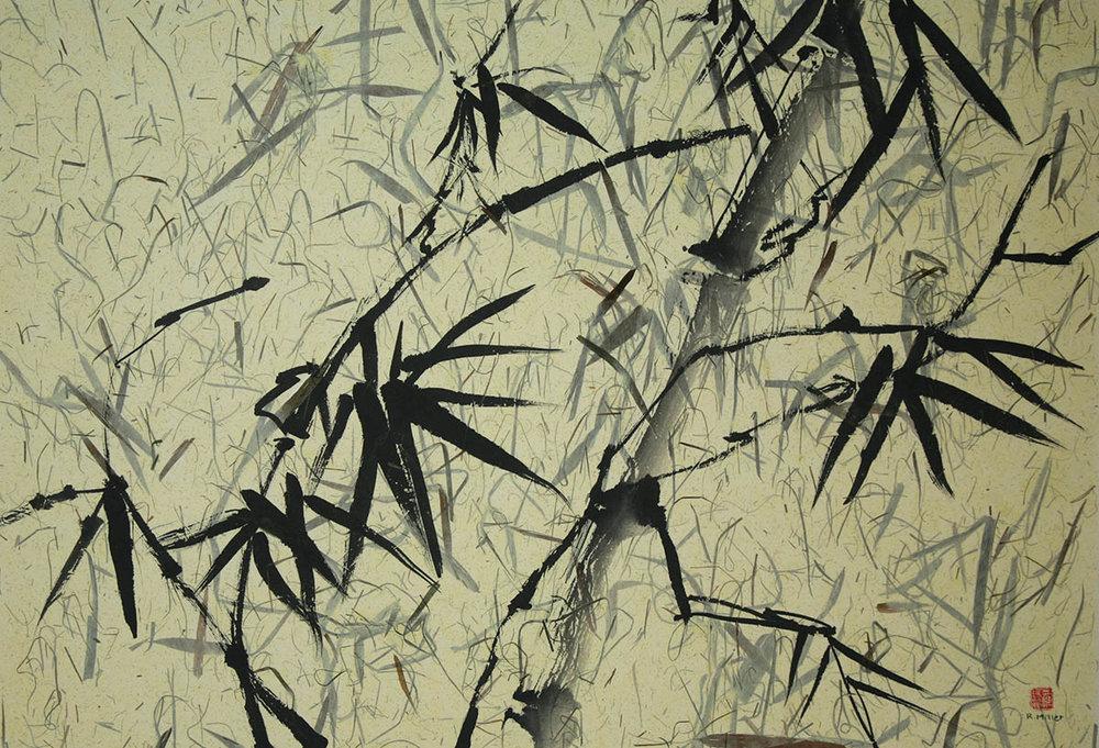 Bamboo on Bamboo 3