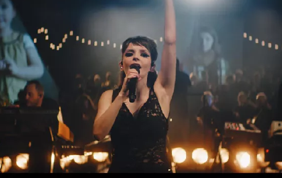 Chvches - Lauren Mayberry for the BBC