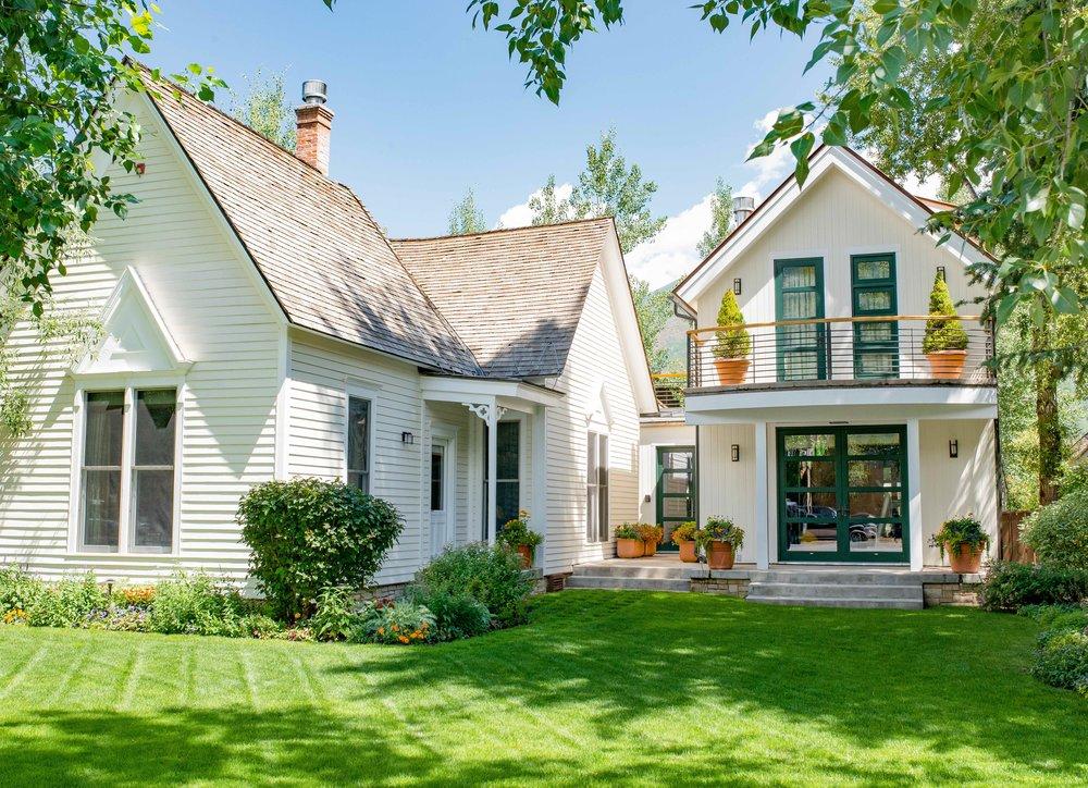Aspen Residential Landscape Architecture & Design