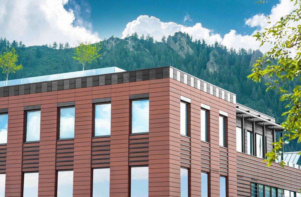 Aspen Commercial Landscape Architecture