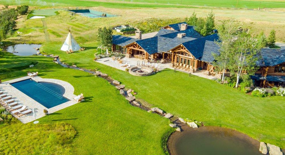 Aspen Residential Landscape Architecture