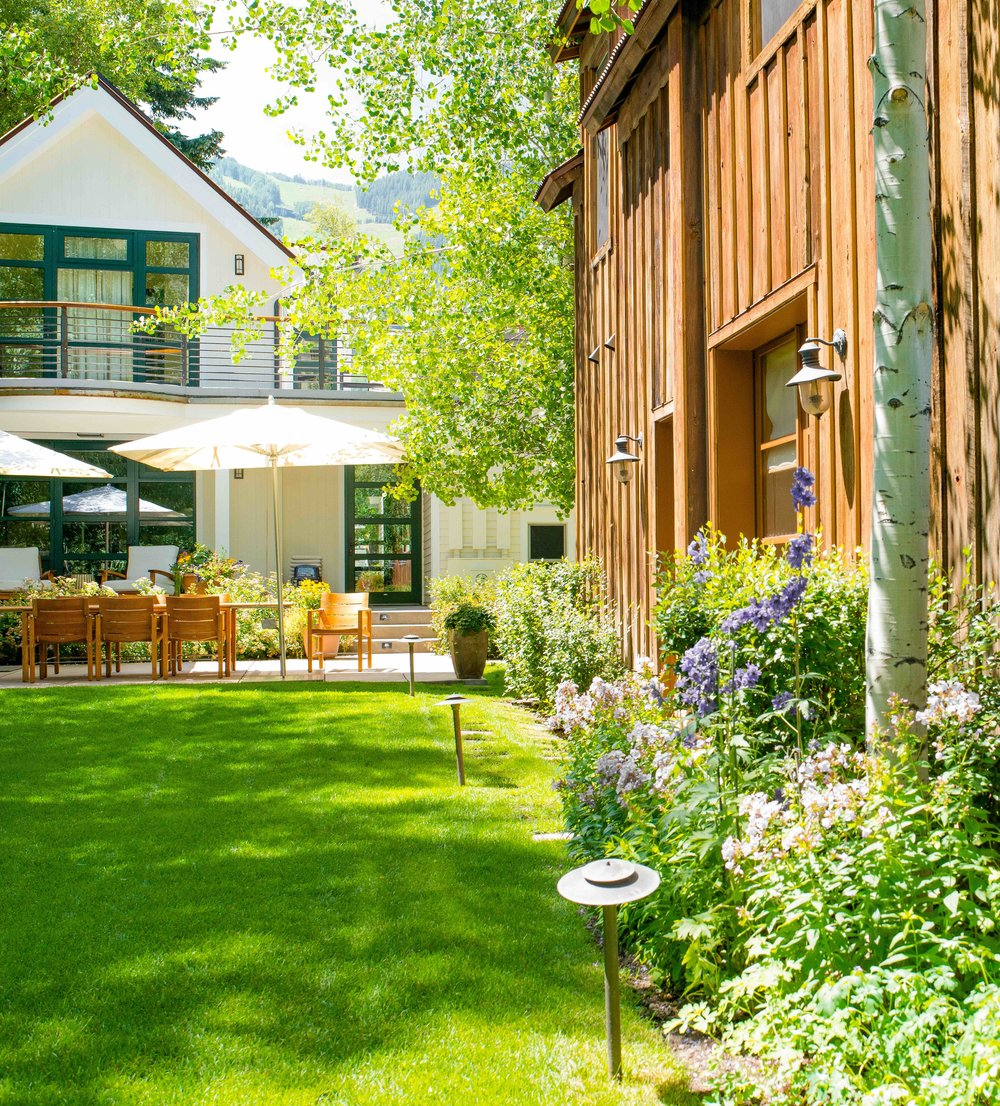 Snowmass Residential Landscape Design