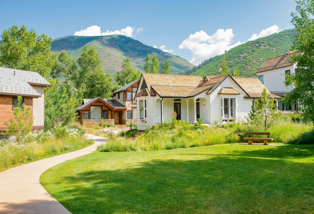 Aspen Residential Landscape Design