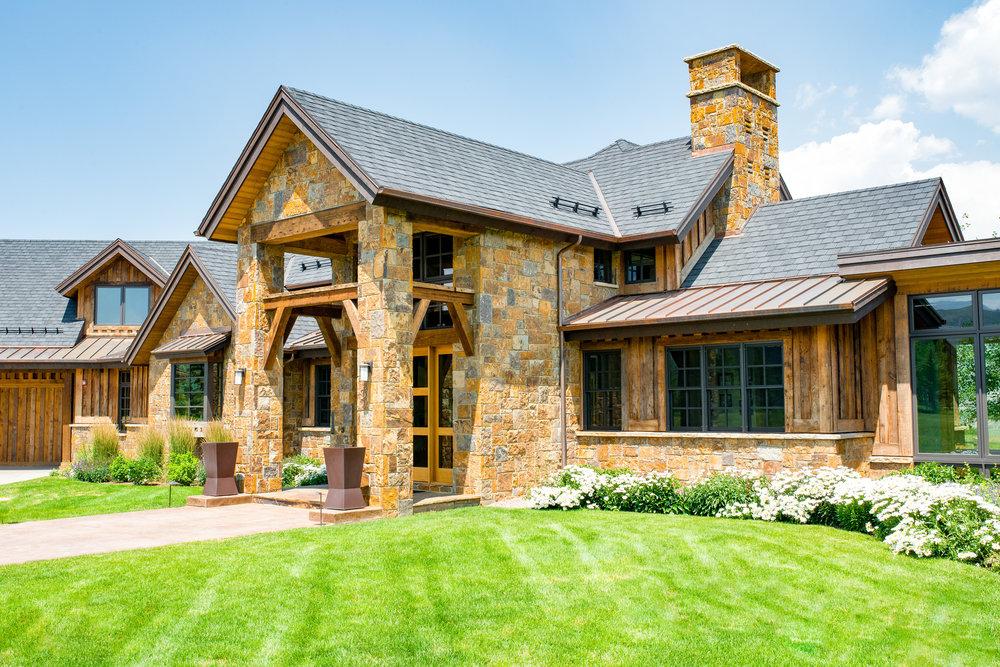 Aspen Luxury Landscape Architecture