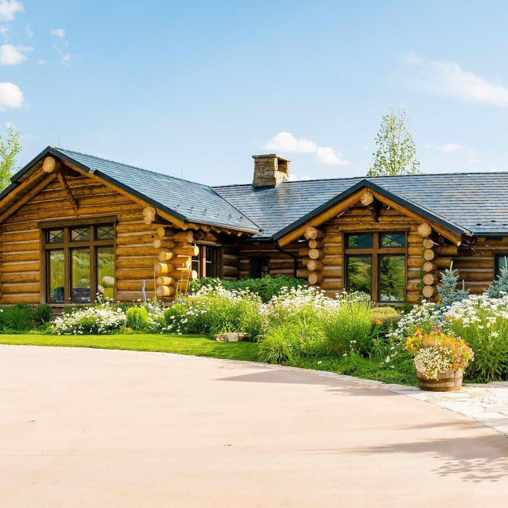 Aspen Residence Garden Design