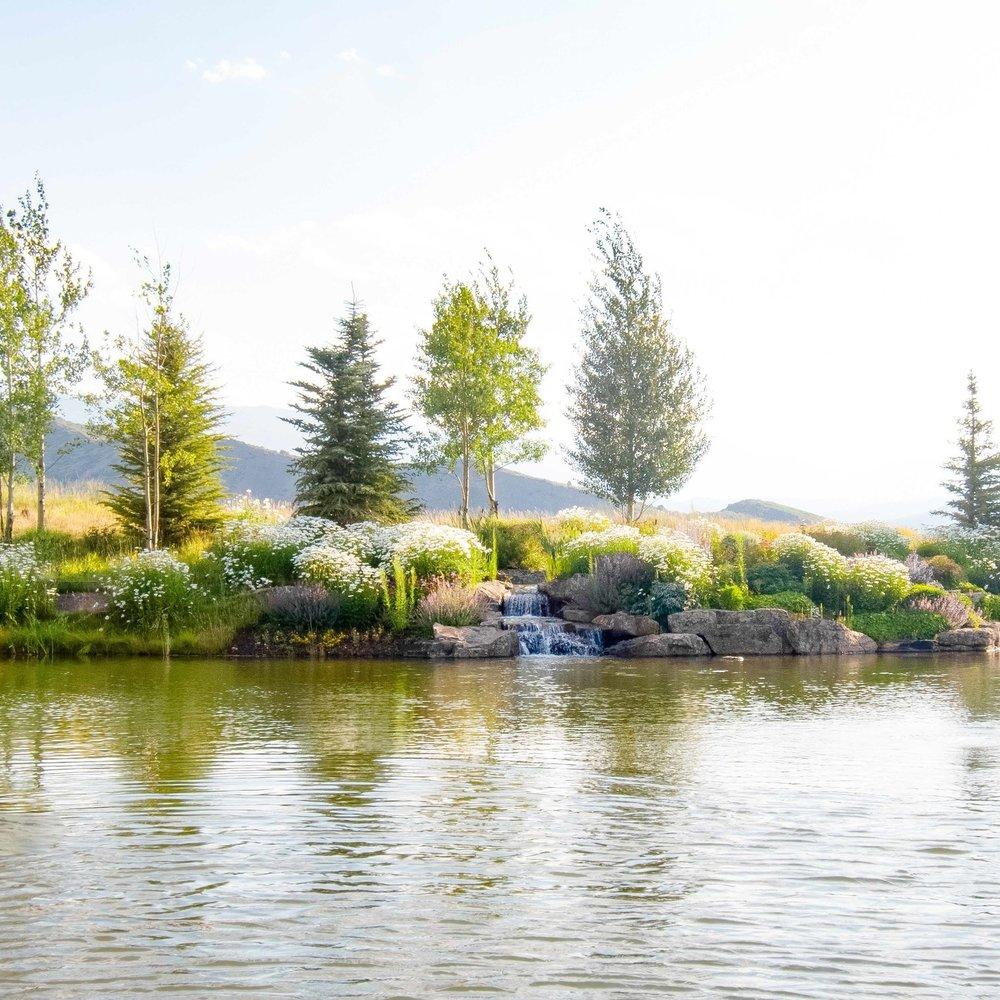 Aspen Resort Landscape Architecture