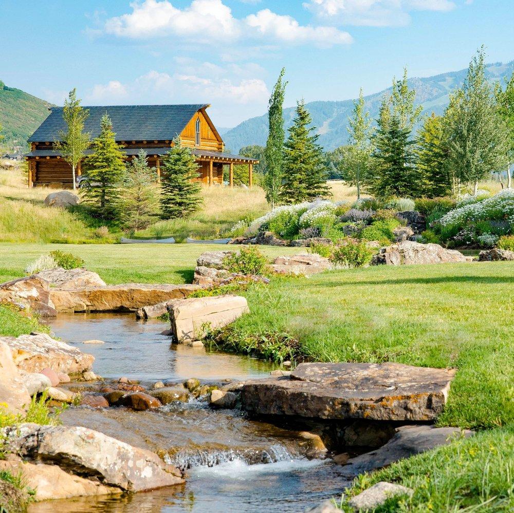 Aspen Ranch Landscape Architecture