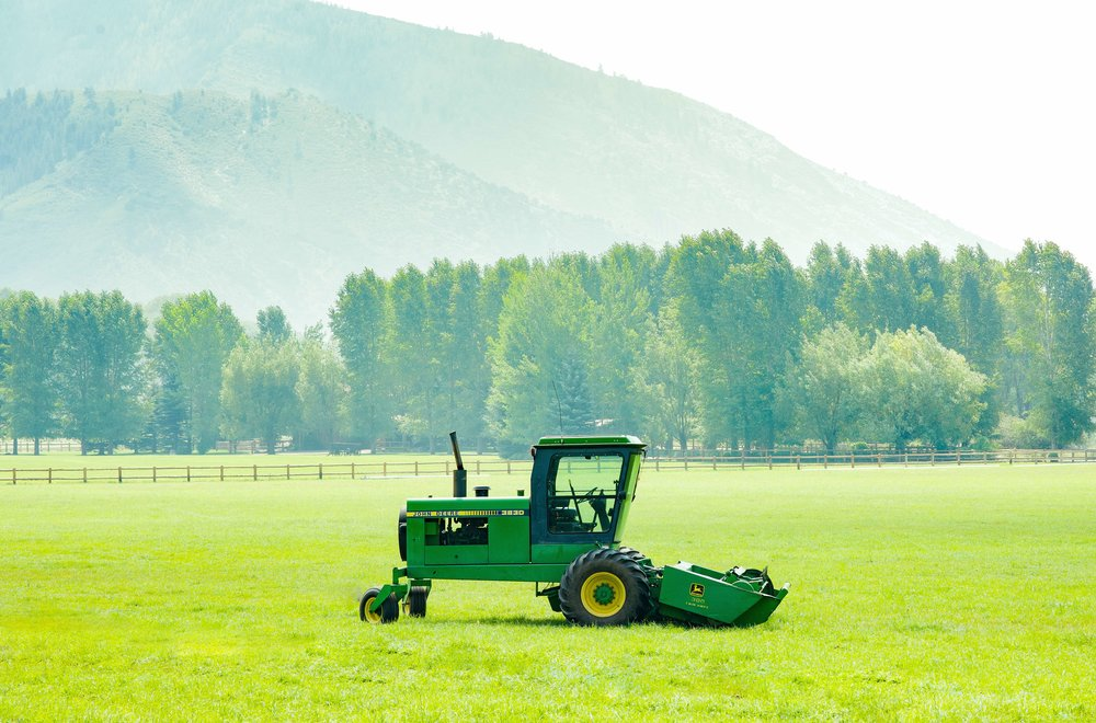 Aspen Ranch Landscape
