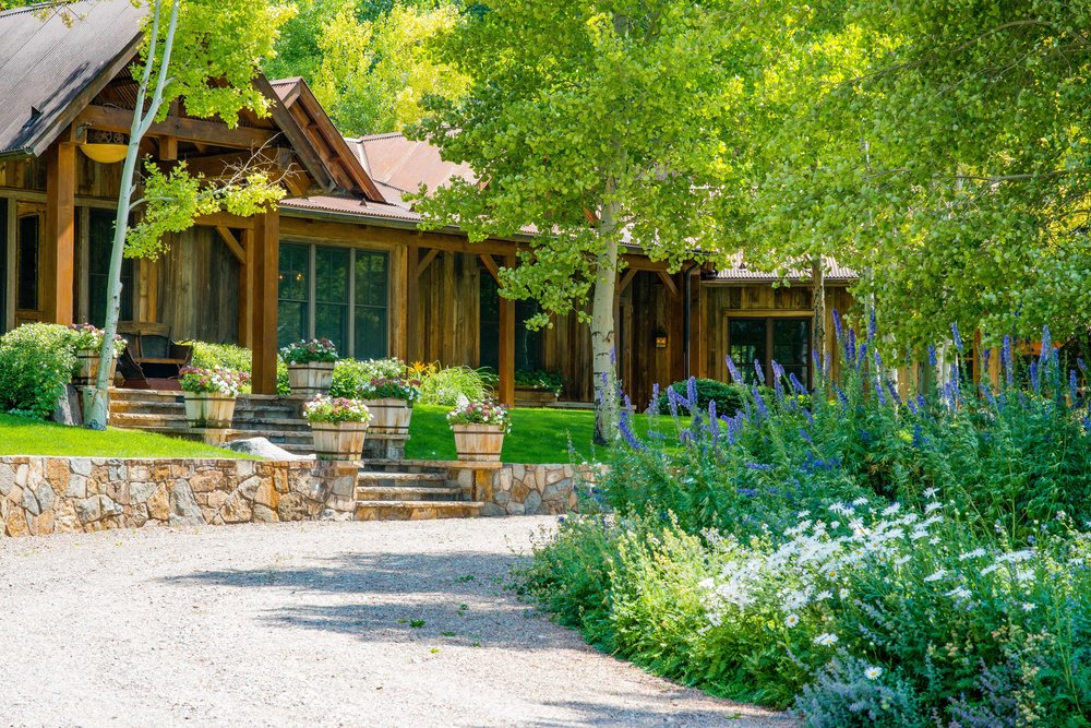 Snowmass Residential Landscape Architecture