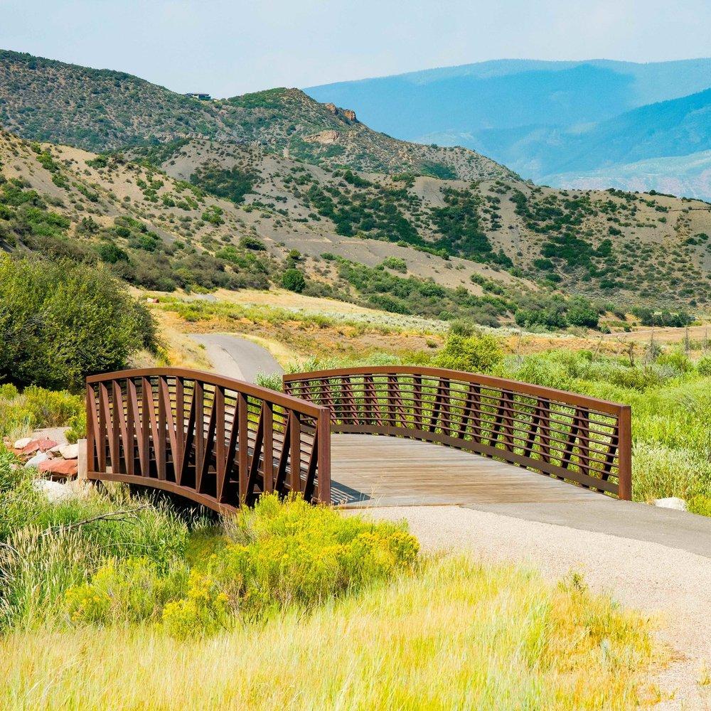 Brush Creek Trail - Landscape Design
