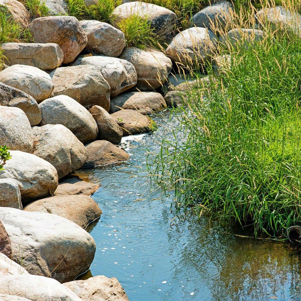 Brush Creek Trail - Landscape Architecture