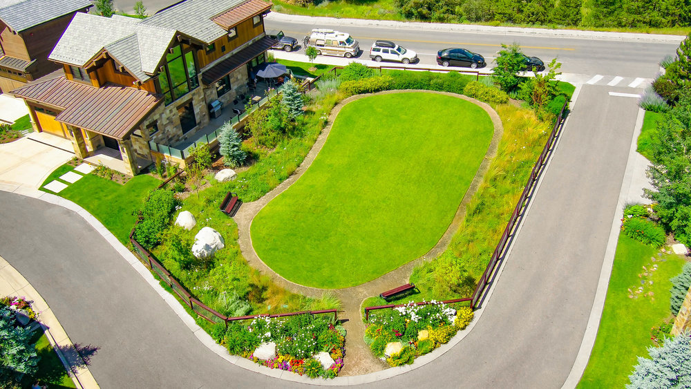 Aspen Porter Park Landscape Design