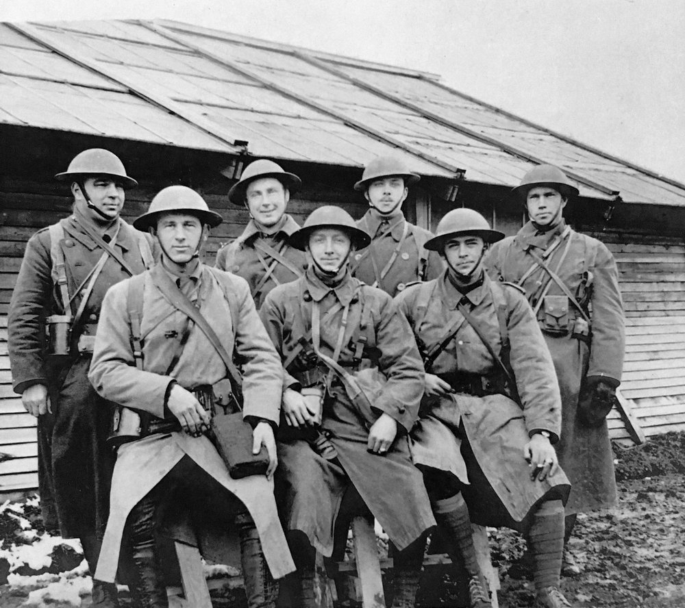 Men of the 51st Company