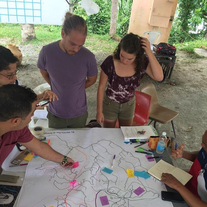 Proyecto de Apoyo Mutuo Bo. Mariana - Humacao