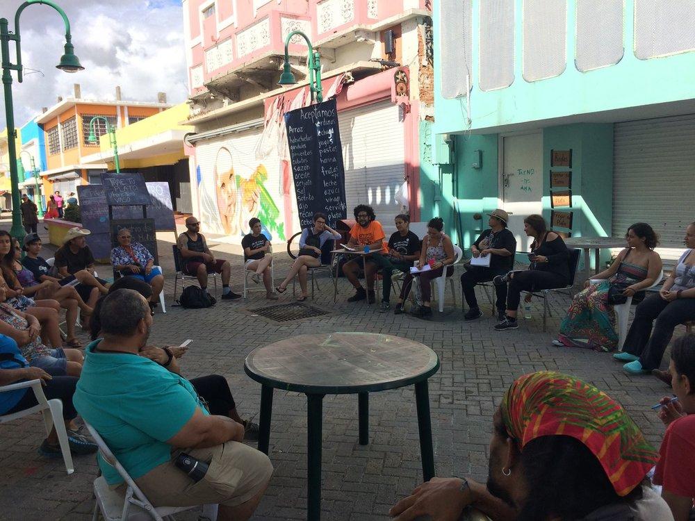 Centro de Apoyo Mutuo Caguas Pueblo - Caguas