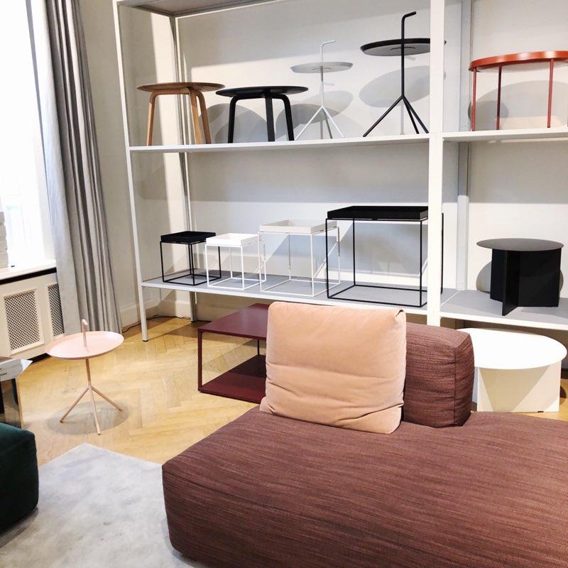 Day 4 - Betsy in Copenhagen - HAY Design Showroom — Studio BV