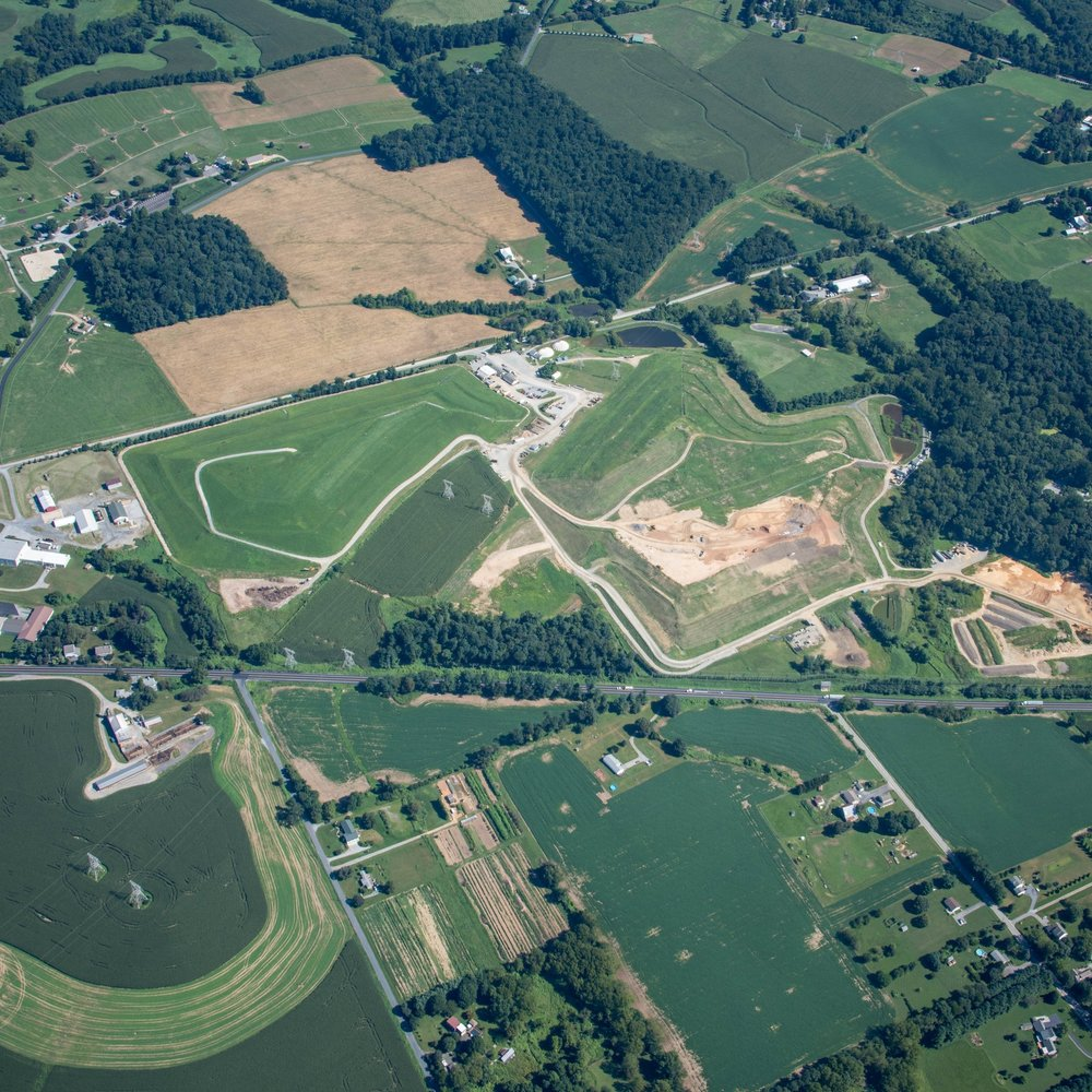 Our landfill - Has received more than 1,000,000 tons of waste so far and will serve the community until 2036 and beyond. SECCRA operated a landfill in Kennett Township from 1968 to 1978. That landfill was closed and has subsequently been incorporated into the Anson B. Nixon Park.