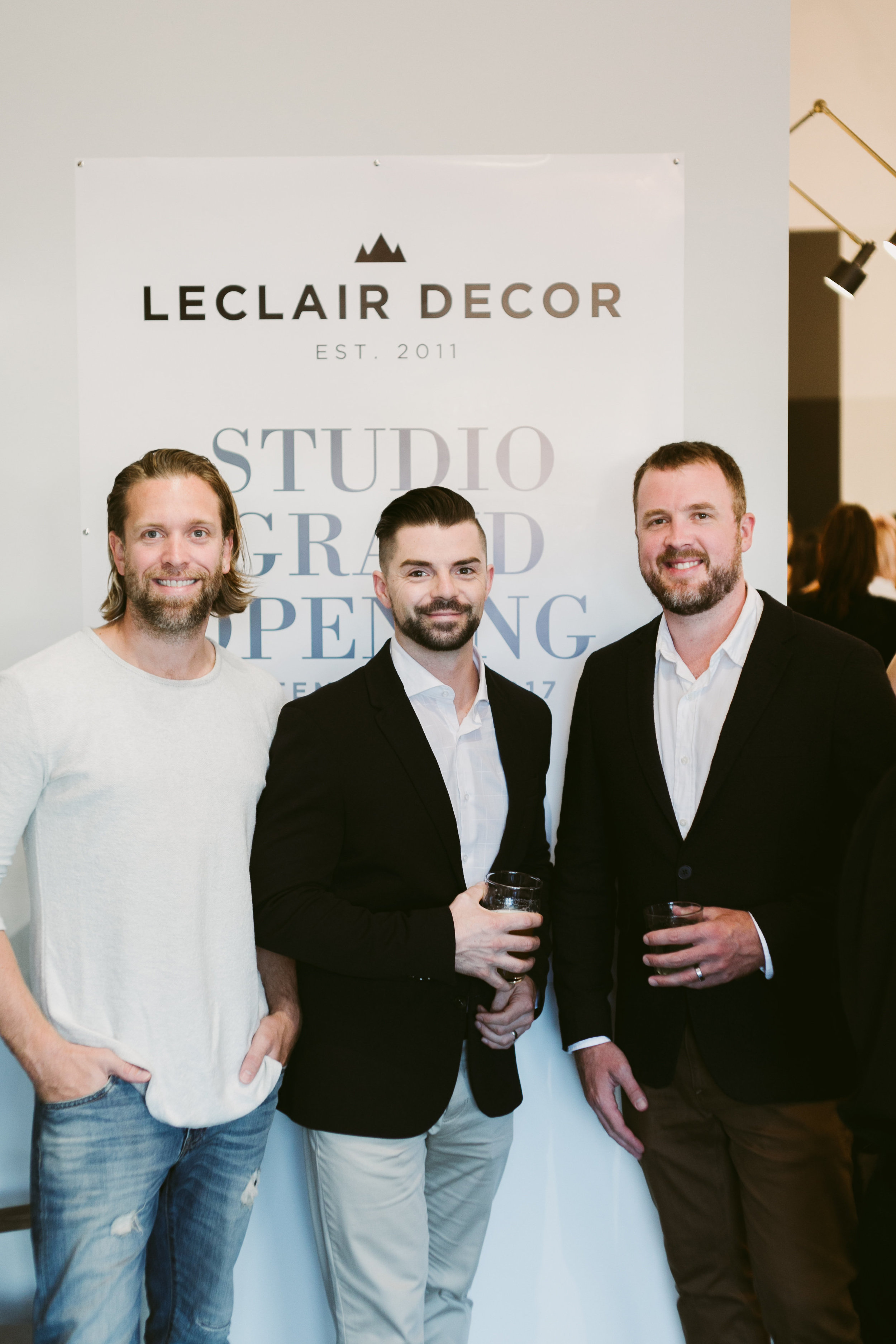 View More: http://scotthwilson.pass.us/leclair-decor-grand-opening