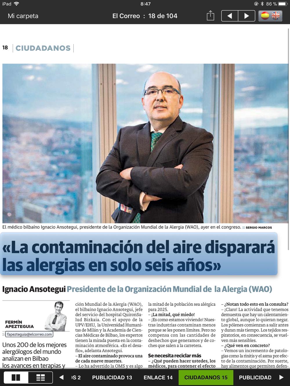 EL CORREO -