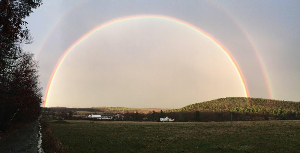 Rainbow over HV.JPG