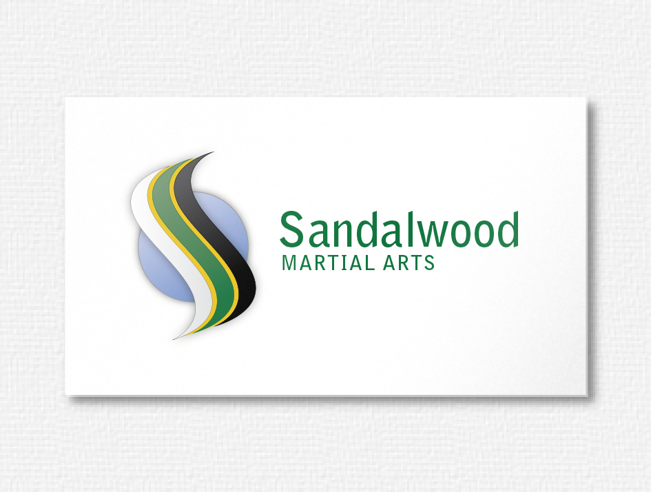 Branding: Sandalwood Martial Arts -