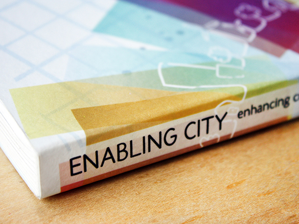 Book Design: Enabling City Vol.2 -