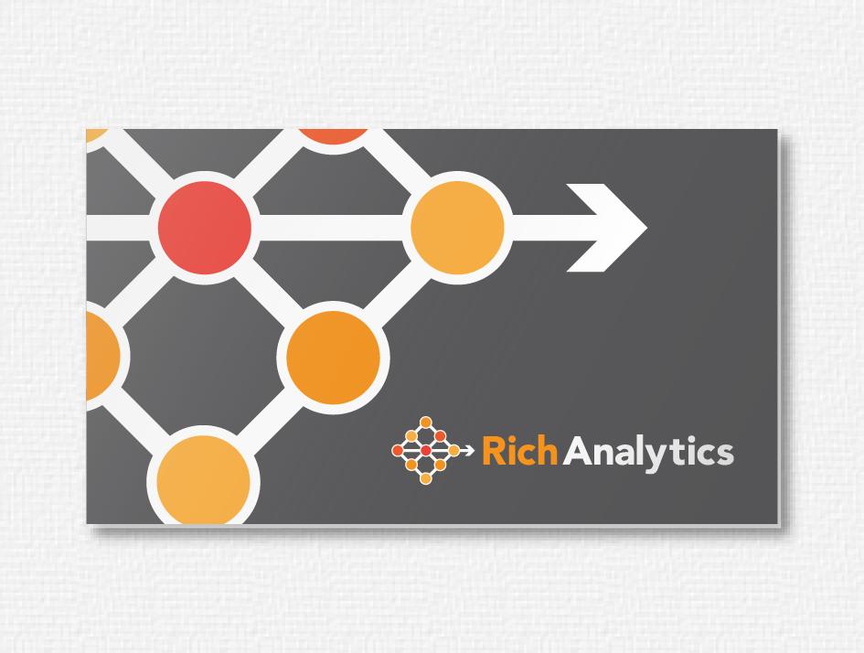 Branding: Rich Analytics -