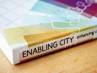 Book Design: Enabling City Vol. 2 -
