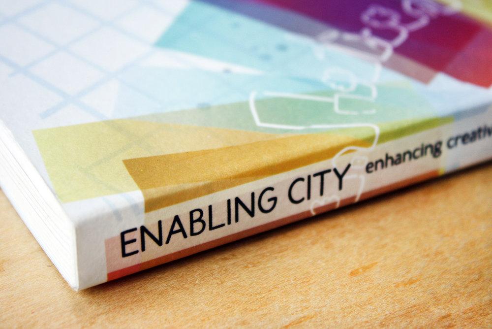 Book Design: Enabling City Vol.2 -