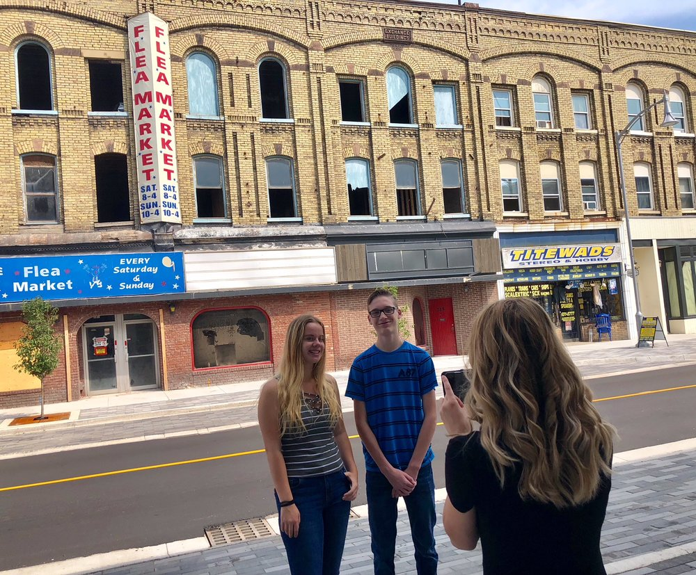 In advance of the recent municipal election, our team of young journalists identified some key issues and asked questions of the candidates at a pair of public meetings. We made sure to ask about the renewal of the downtown core.