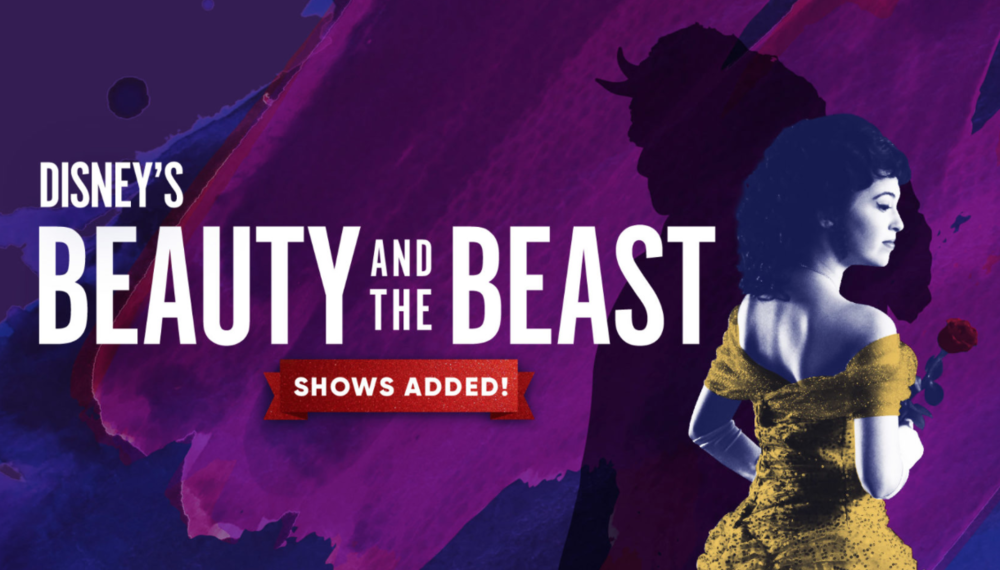 Beauty and the Beast at Theatre Under the Stars - Grace will be leaving school a bit early this semester to perform in Beauty and the Beast at TUTS! You can catch her on stage at the Hobby Center in Houston December 8-23.