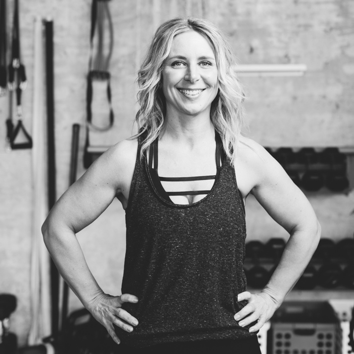 Erika - As a motivator and role model, Erika has a unique connection with her clients that stems from her own personal journey toward wellness.