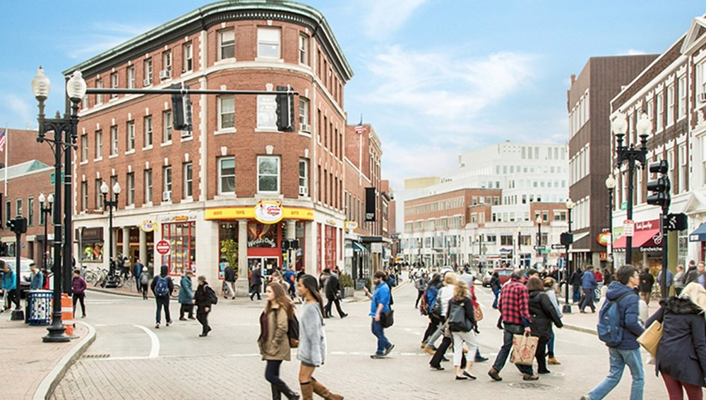 TravelEZ Boston: Harvard Square - The Educational Epicenter of Boston, and One of Boston's Most Walkable/Rollable Areas