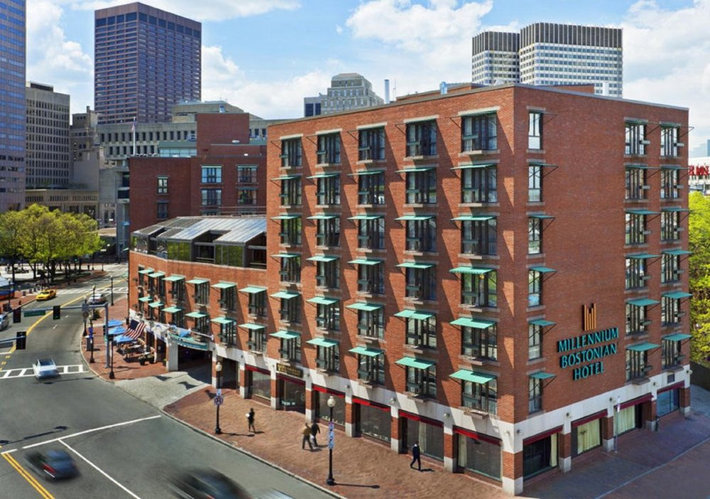 The Bostonian Boston Hotel - The North End's most convenient hotel