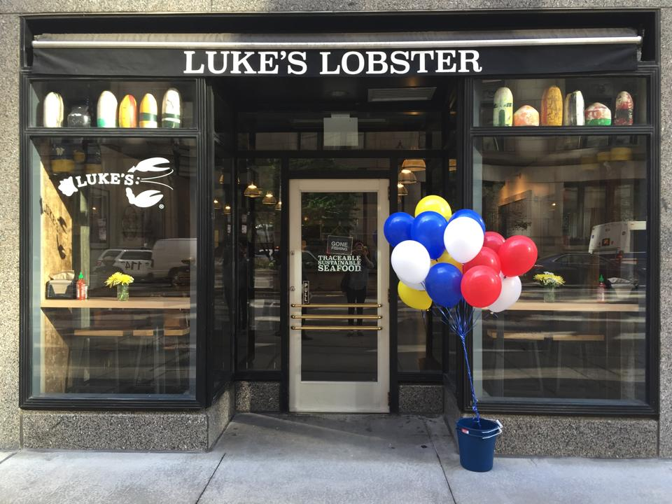 Luke's Lobster - Overpriced, mouthwatering New England classics. Note - difficult to access when crowded, but fully accessible during non-peak hours