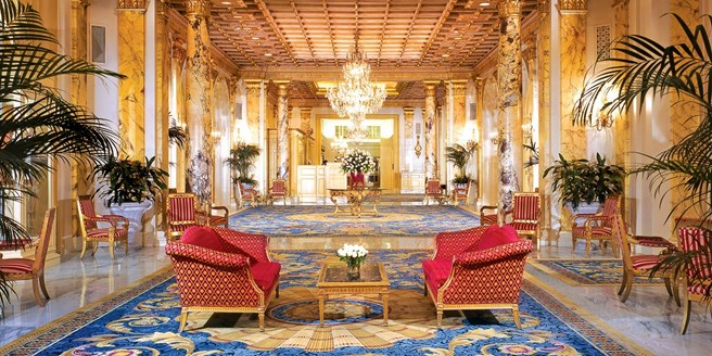 Fairmont Copley Plaza - The best of the best hotels in Boston, this is as elegant as they come