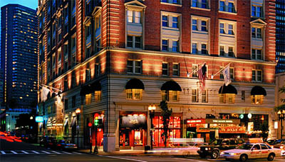 The Lenox Hotel - Completely accessible, and environmentally friendly to boot