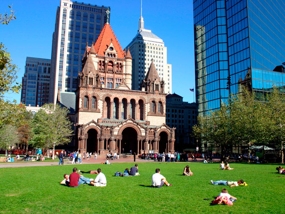 TravelEZ Boston: The Back Bay - A Stunning, Accessible View of Boston