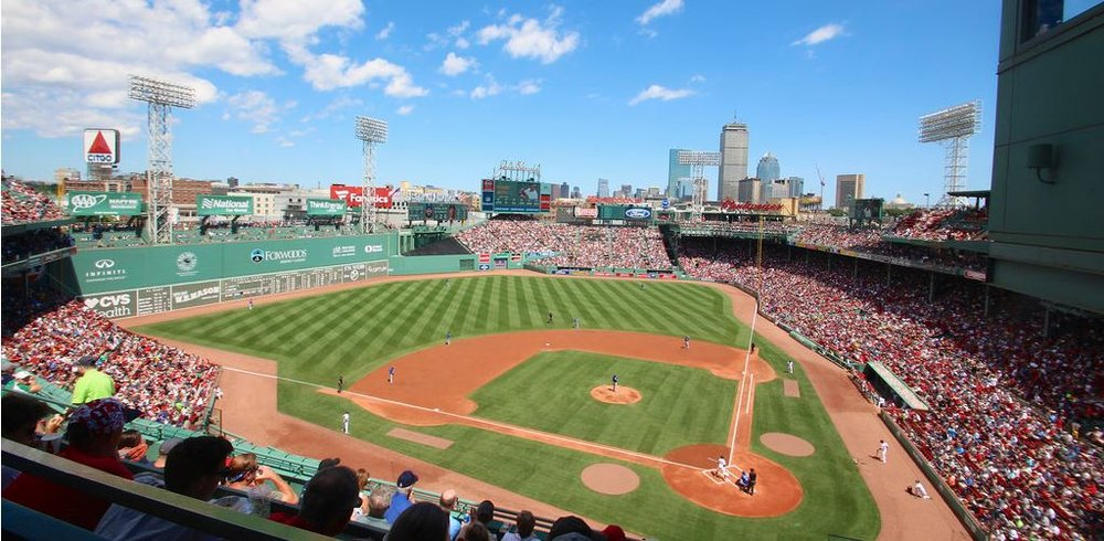 Fenway Park - Tour It. Watch a Game from It. Drink Beside It. All with Easy Accessibility if You Plan Ahead!