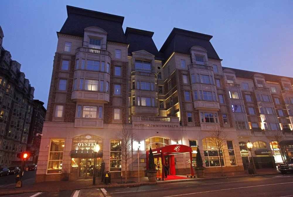 Hotel Commonwealth - Fenway Park's Best Hotel, Featuring Full Accessibility and Perfect Location