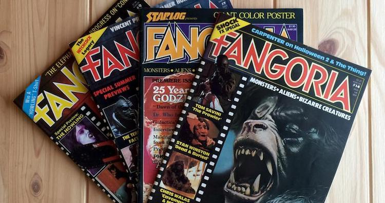 'Fangoria' is Alive and Printing