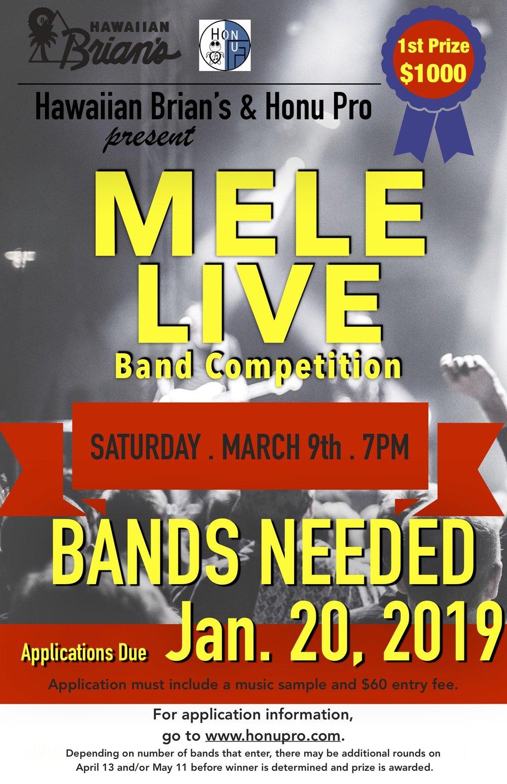 Mele Live
