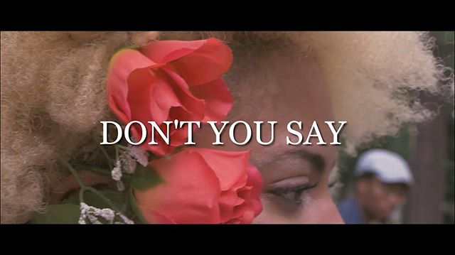 "New Video! ""Don't You Say"". Soon come. #FreeLunch"