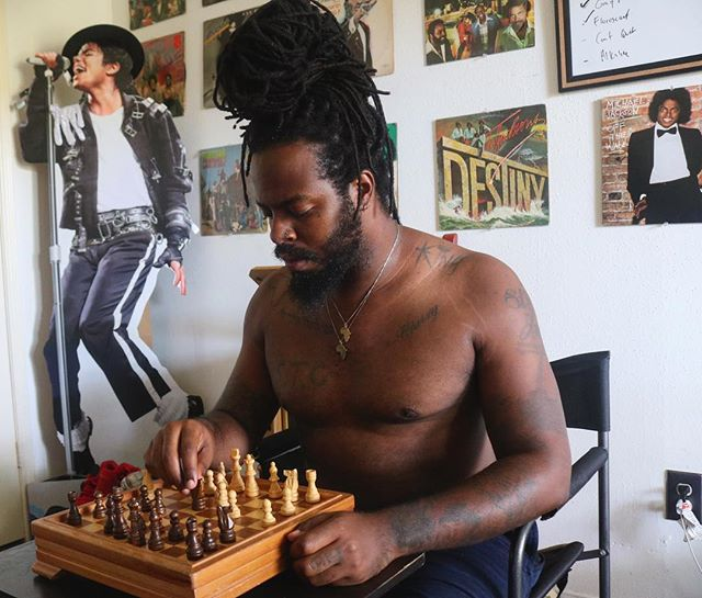 Chess taught me how to protect the Queen at all cost. #FreeLunch