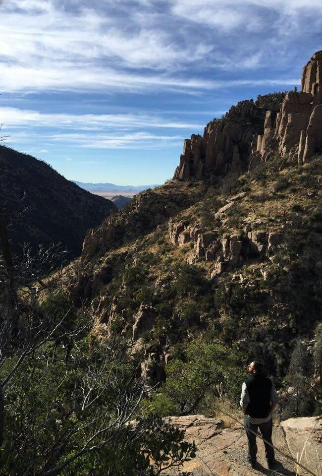 Chiricahua National Monument - Wilcox, Arizona