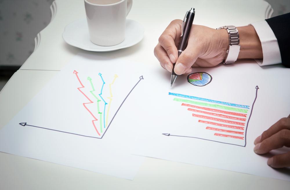 Hand drawn graph
