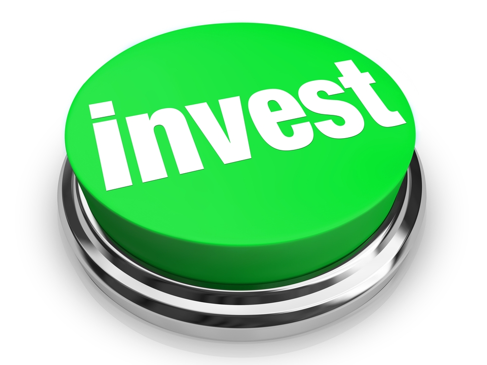 Green button invest