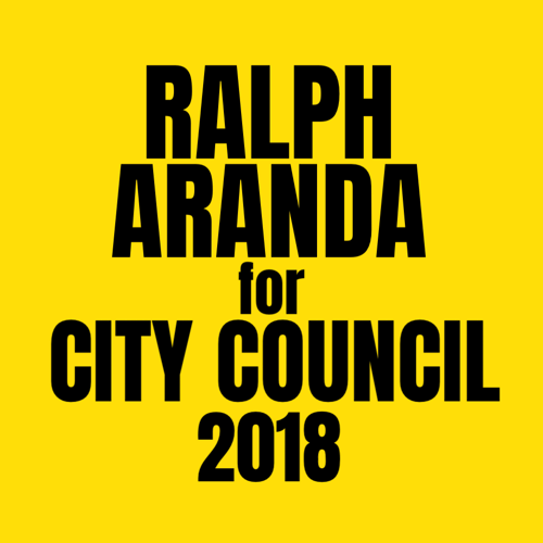 Ralph Aranda for City Council 2018