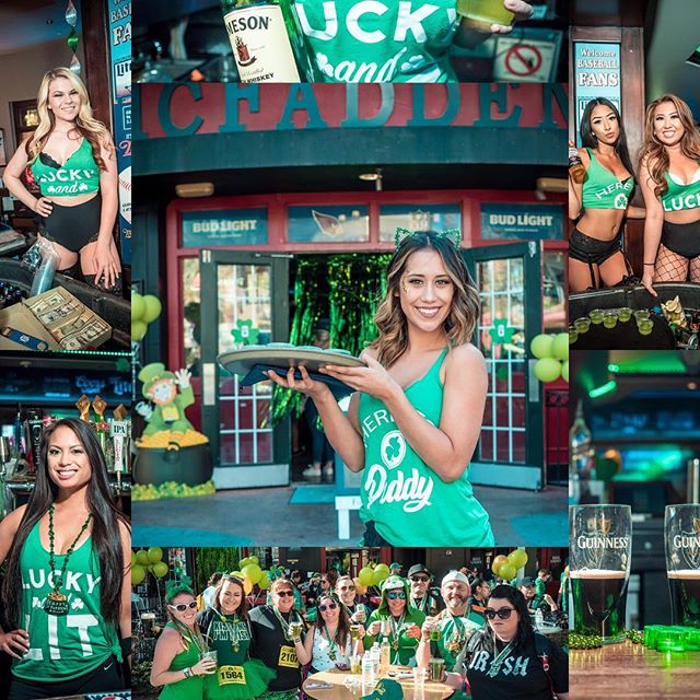 We're ready to Patty!! 🎉🍀 Get your tickets before prices go up. Just click on our website in the bio!